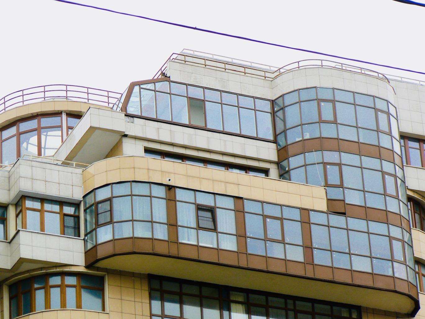 Остекление балконов Концепция СПК Москва